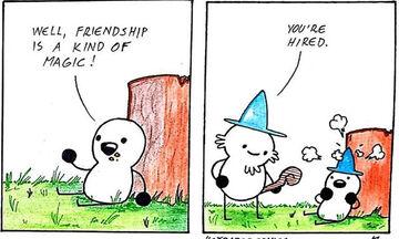 Η αξία της φιλίας στη ζωή ενός παιδιού μέσα από υπέροχα σκίτσα (pics)