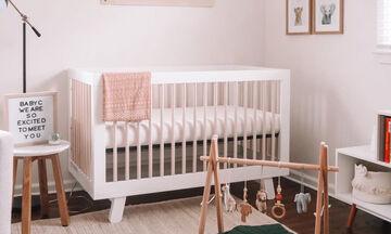 Δωμάτια για μωρά: Υπέροχες ιδέες για αγόρια και κορίτσια σε γήινες αποχρώσεις (pics)