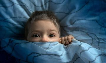 Όταν το παιδί βλέπει άσχημα όνειρα