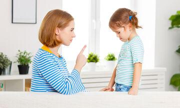 Παιδί και τιμωρία: Ποια λάθη κάνουν οι γονείς