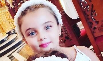 8 λέξεις: Η μικρή Τζουλιάνα έγινε 6 χρονών- Δείτε τις νέες φώτο που δημοσίευσε η μαμά της (pics)