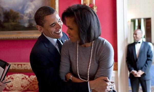 Barack Obama: Αυτήν την παιδική του φωτογραφία με τον παππού του αξίζει να τη δείτε (pics)