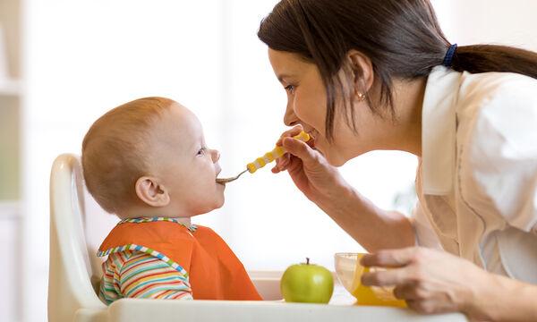 Φρουτόκρεμες: Σπιτικές συνταγές για μωρά 6 μηνών (vid)