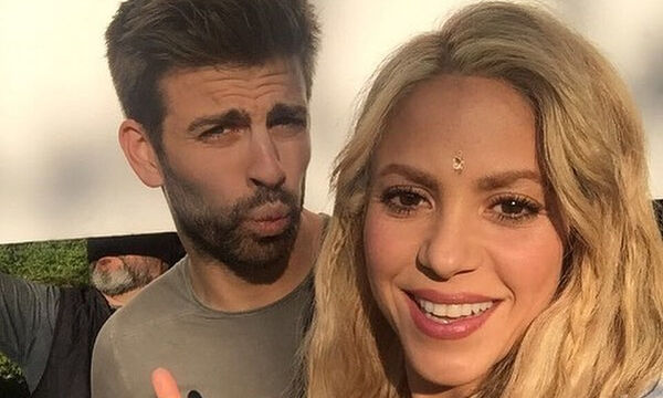 Shakira: Γυμναστική με τους γιους της - Δείτε το απίθανο βίντεο (vid)