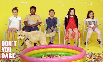 Ζήτησαν από παιδιά να μείνουν τελείως ακίνητα για αρκετή ώρα - Τι λέτε τα κατάφεραν ή όχι; (vid)