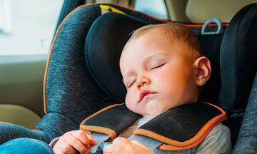 Γιατί τα μωρά νανουρίζονται ευκολότερα μέσα στο αυτοκίνητο;