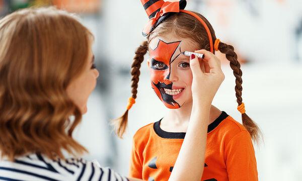 Απόκριες 2020: Έξυπνες και απλές ιδέες για παιδικό αποκριάτικο μακιγιάζ (vid)