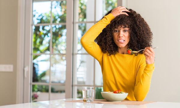 Άγχος και αύξηση βάρους: Πώς μπορούμε να αποφύγουμε τα παραπανίσια κιλά του άγχους; (vid)