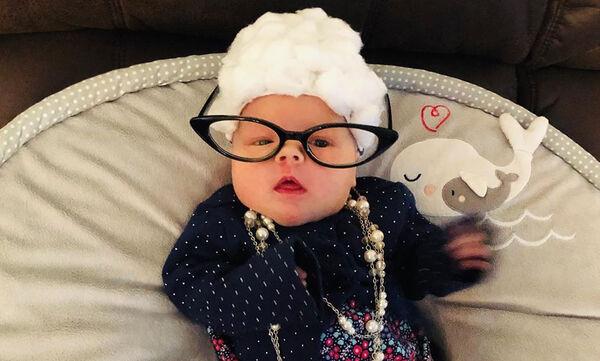 Οι πρώτες Απόκριες του μωρού: Δέκα υπέροχα αποκριάτικα κουστούμια για νεογέννητα (pics)