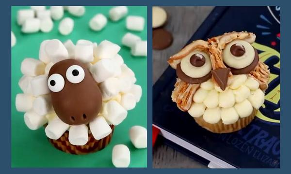 Παιδικό πάρτι τις Απόκριες: 16 ευφάνταστες ιδέες για λαχταριστά γλυκίσματα (vid)