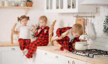 Φαγητά για παιδιά: Πώς θα κάνετε τα «δύσκολα» παιδιά να φάνε τα πάντα (vid)