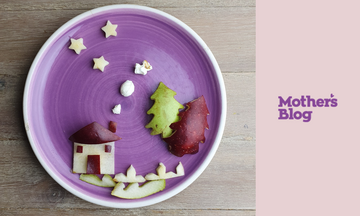 Ένα υπέροχο πιάτο με φρούτα εποχής που δεν θα μπορεί να αντισταθεί κανένα παιδί (pics)