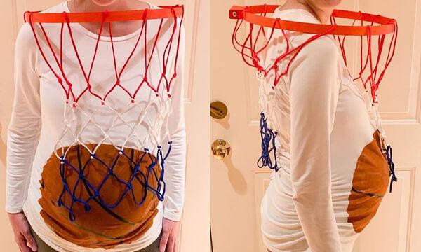 Είσαι έγκυος; Πέντε πρωτότυπες ιδέες για το τι να ντυθείς τις Απόκριες (pics)