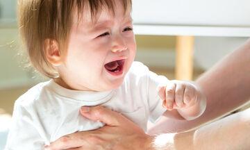 Γκρινιάζει το νήπιο; 5 πράγματα που πρέπει να πεις στον εαυτό σου για να παραμείνεις ψύχραιμη
