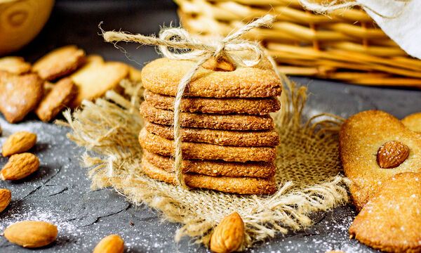 Διαιτητικά μπισκότα: 7 συνταγές για να φτιάξετε αυτά που θα σας αρέσουν περισσότερο (vids)