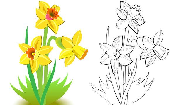 Χρωμοσελίδες για παιδιά: Γιορτάστε την Πρωτομαγιά ζωγραφίζοντας (pics)