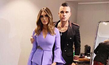 Robbie Williams ξανά μπαμπάς - Δείτε την ανάρτηση στο Instagram