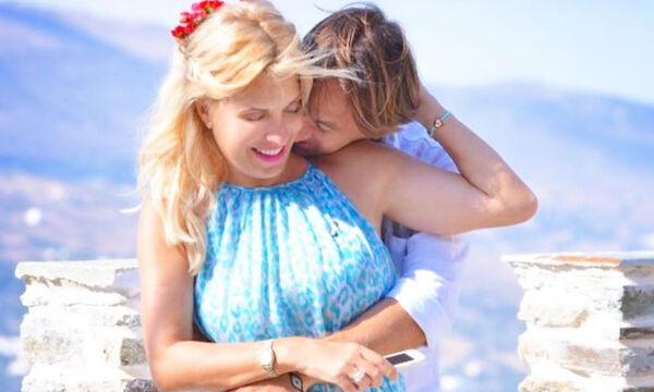 Μάκης Παντζόπουλος: Δείτε τον με τη μικρή Μαρίνα στην αποκριάτικη παρέλαση! (pics)