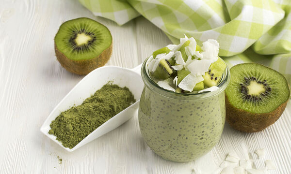 Smoothie με τσάι matcha για απώλεια βάρους - 4 συνταγές για να χάσετε κιλά (vid)