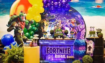 Παιδικό πάρτυ: Πώς θα οργανώσετε το τέλειο Fortnite πάρτυ (pics+vid)