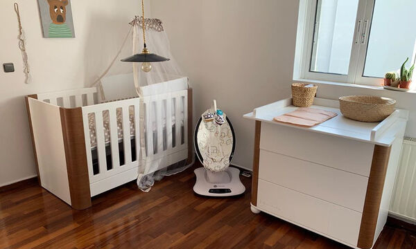 Αυτό είναι το παιδικό δωμάτιο που ετοίμασε η Ελληνίδα ηθοποιός για το μωρό που περιμένει (pics)