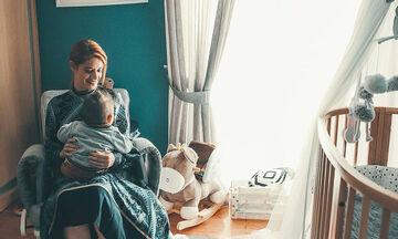 Τζένη Θεωνά: Τα αναπτυξιακά ορόσημα του γιου της μέχρι στιγμής (pics)
