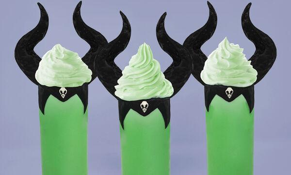 Αποκριάτικο πάρτυ; Φτιάξτε αυτά τα Maleficent milkshakes στα παιδιά και εντυπωσιάστε τα (pics)