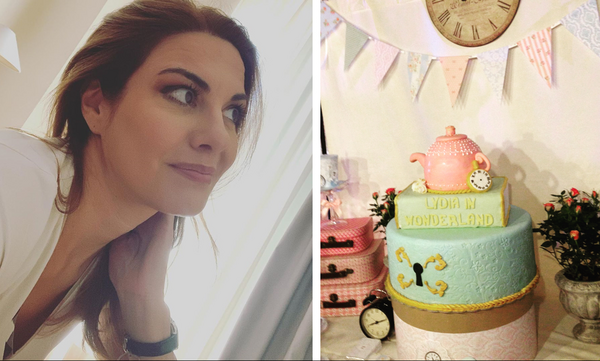 Φαίη Μαυραγάνη: Θα πάθετε πλάκα με το πάρτι που διοργάνωσε για την κόρη της (pics)