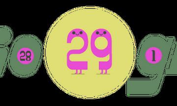Δίσεκτο έτος: Το doodle της Google για την 29η Φεβρουαρίου