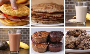 Έξι συνταγές για πρωινό ή απογευματινό με τρία μόνο υλικά - Τα παιδιά θα ξετρελαθούν (vid)