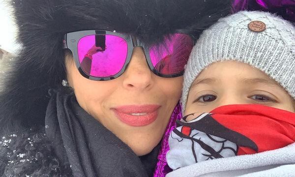 Σίσσυ Φειδά: Θα πάθετε πλάκα με τη νέα φωτογραφία της κόρης της (pics)