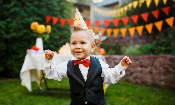 Δέκα εύκολες κατασκευές για τη διακόσμηση του παιδικού πάρτι – Δοκιμάστε τις! (vid)