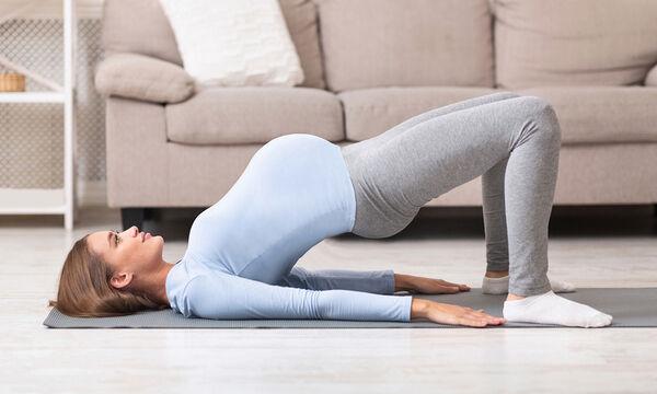Εγκυμοσύνη και γυμναστική: Ποιες ασκήσεις είναι ασφαλείς για το έμβρυο; (pics)
