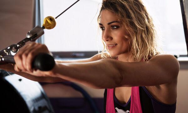 Πρόγραμμα γυμναστικής για εσένα που θες να γυμναστείς μόνο 10'
