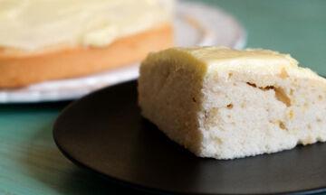 Νηστίσιμο κέικ με λεμόνι - Δοκιμάστε το!