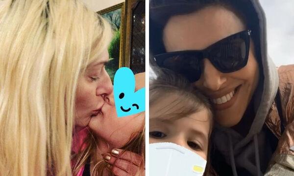 Ημέρα της Γυναίκας: Ελληνίδες μαμάδες πόζαραν με τις κόρες τους και έστειλαν το δικό τους μήνυμα