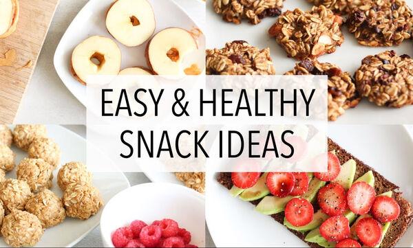 Θέλεις να χάσεις βάρος; Βάλε αυτά τα σνακ στην καθημερινή σου διατροφή (vid)