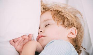 Επτά αιτίες για τις διαταραχές ύπνου του νηπίου