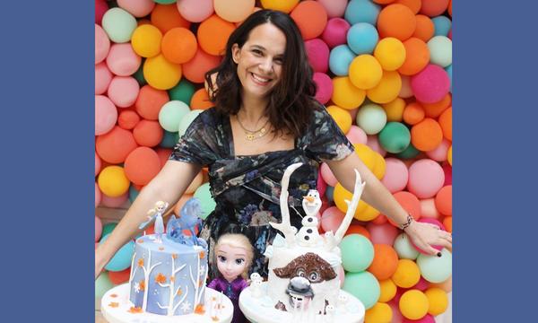 Ελιάνα Χρυσικοπούλου: Το εντυπωσιακό πάρτι που διοργάνωσε για τις κόρες της με θέμα «Frozen» (pics)