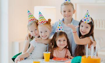 Παιδικό πάρτι στη Σαρακοστή; Δέκα πρωτότυπα και νηστίσιμα σνακ για τον μπουφέ (vid)