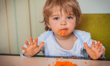 Όταν το παιδί δεν θέλει να τρώει με το κουτάλι