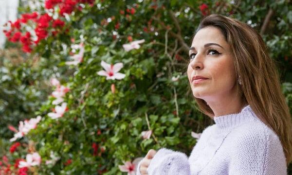 Κατερίνα Παπουτσάκη: Κοιμήθηκε στο αυτοκίνητο και μας αποκάλυψε τον λόγο (pics)