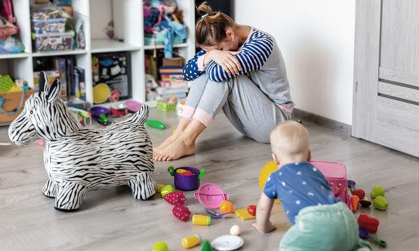 Μαμά Προπονήσου: Τι να κάνεις όταν αρχίζεις να το «χάνεις» ως μαμά (vid)