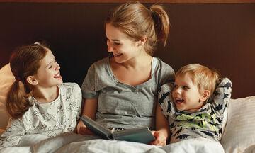 Ώρα για διάβασμα: Ένα ιδιαίτερο βιβλίο για παιδιά με θέμα τα όνειρα, τη θέληση & την επιμονή