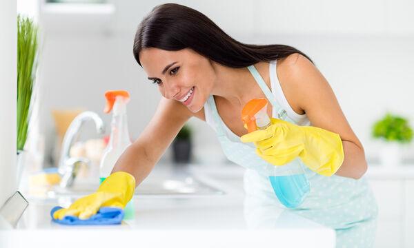 Δέκα tips καθαριότητας για την απομάκρυνση των μικροβίων από το σπίτι (vid)