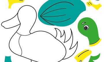 Κόψτε και κολλήστε - χειροτεχνίες για παιδιά: Περάστε ένα δημιουργικό απόγευμα στο σπίτι (pics)