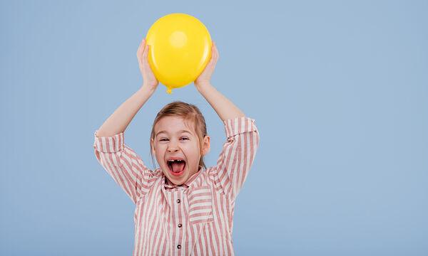 #Μένουμε_Σπίτι: Πειράματα με μπαλόνια για παιδιά (vid)