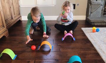 #Μένουμε_Σπίτι: Μετατρέψτε το σπίτι σε έναν χαρούμενο παιδότοπο (pics)