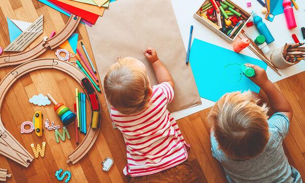 #Mένουμε _σπίτι: Είκοσι μοναδικές κατασκευές για μικρά παιδιά (vid)