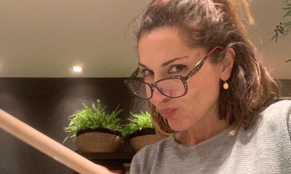 #Μένουμε_Σπίτι-Κορονοϊός: Δείτε τι ακραίο έκανε η Δέσποινα Βανδή για να μην ξεμείνει από προμήθειες